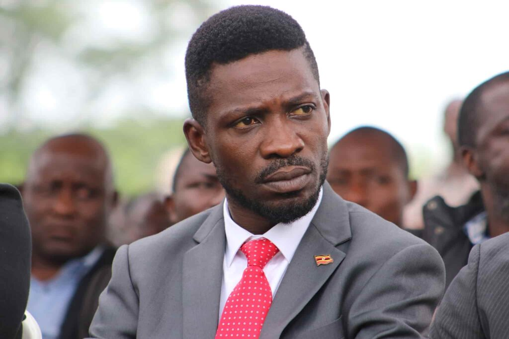Bobi Wine To Be Investigated By Police         How Did He Get It?