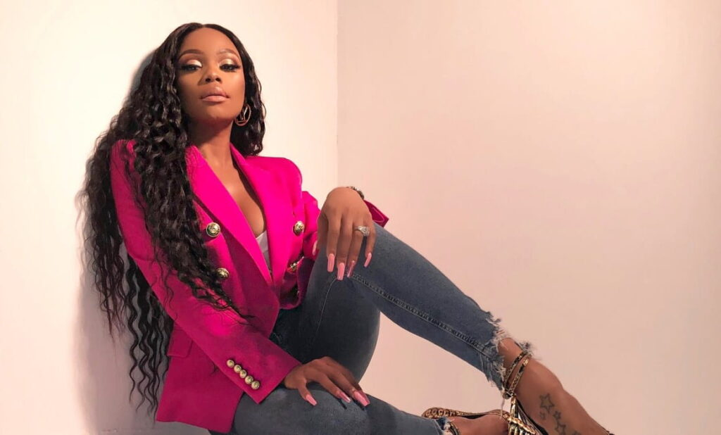 Bonang's Move To USA Is Still On         This could be the biggest gig of her career!