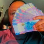 DJ Tira flaunts stack of money from his gigs in Tanzania
