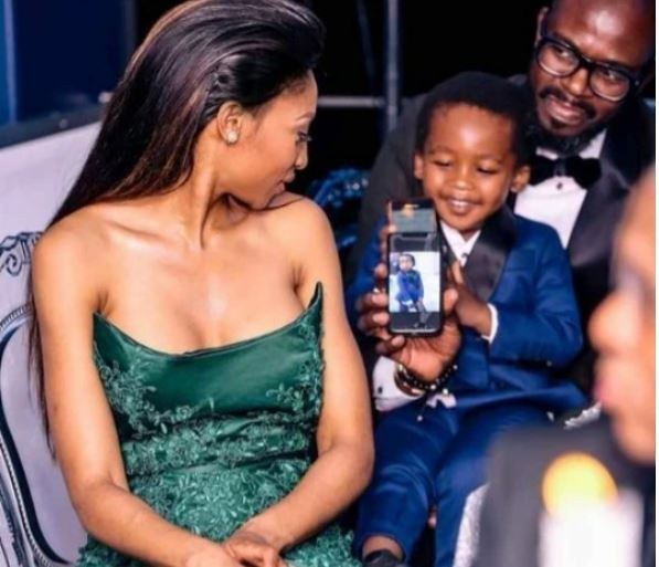 Enhle Mbali has made up her mind about getting back with DJ Black Coffee.