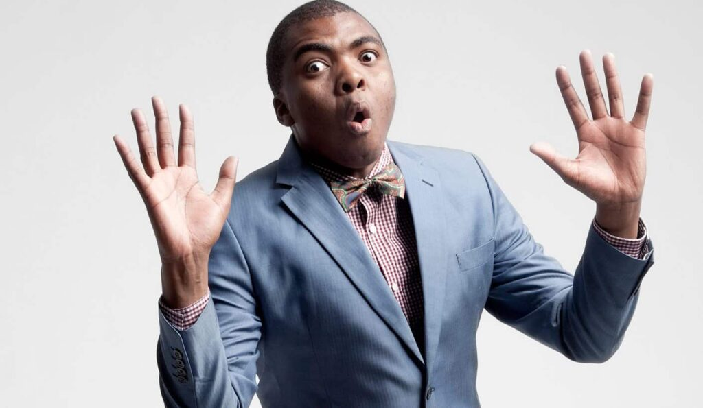 Loyiso Gola's Unlearning Is Coming To Netflix         Congratulations to the comedian!