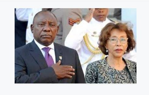 President Ramaphosa's wife speaks out for the first time