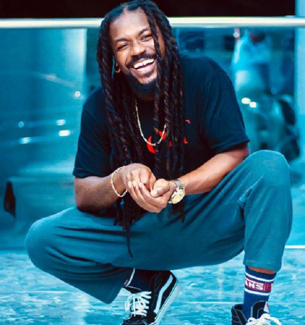 Samini dumps music to contest as MP? – See photo