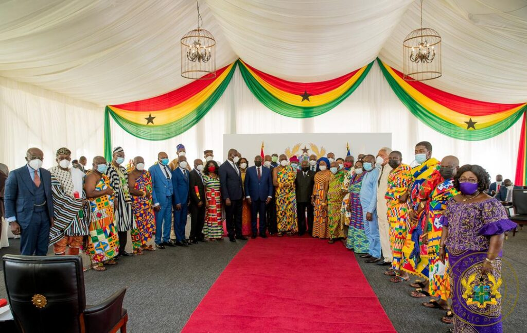 What Akufo-Addo demands of the newly constituted Council of State