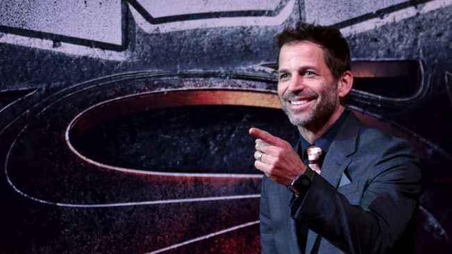 Zack Snyder 'lost the will to fight' for his version of 'Justice League' movie