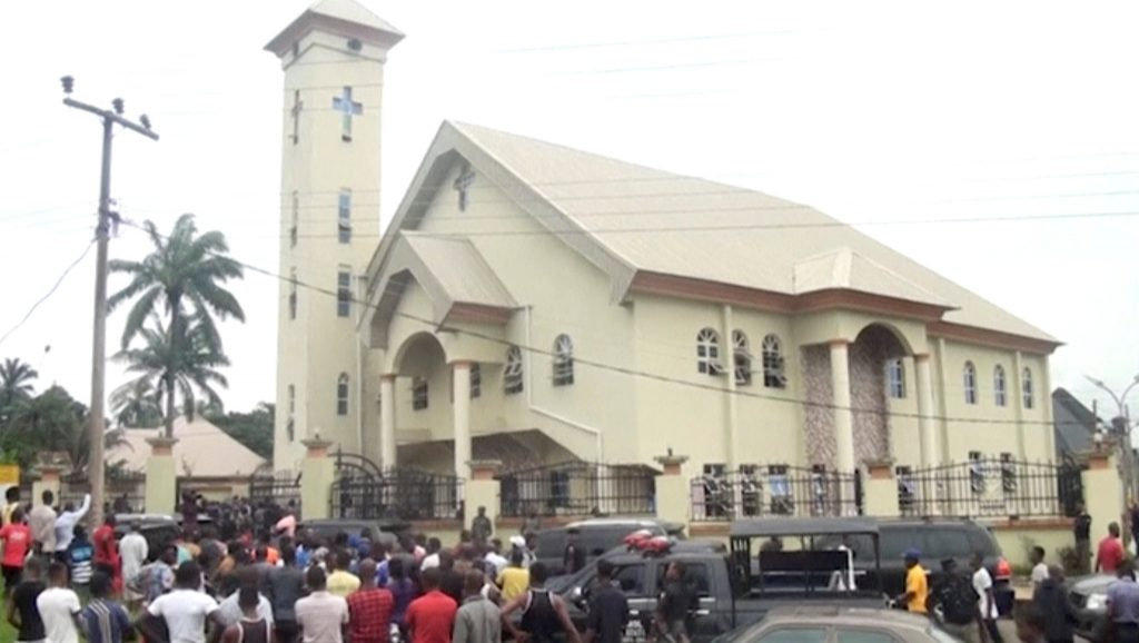 Wealthy man angrily buys a church building over frequent noise by its members