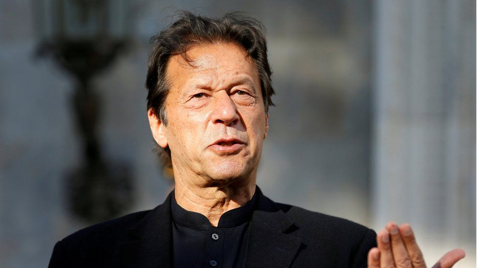 68-year-old Pakistan president Imran Khan contracts Corona Virus