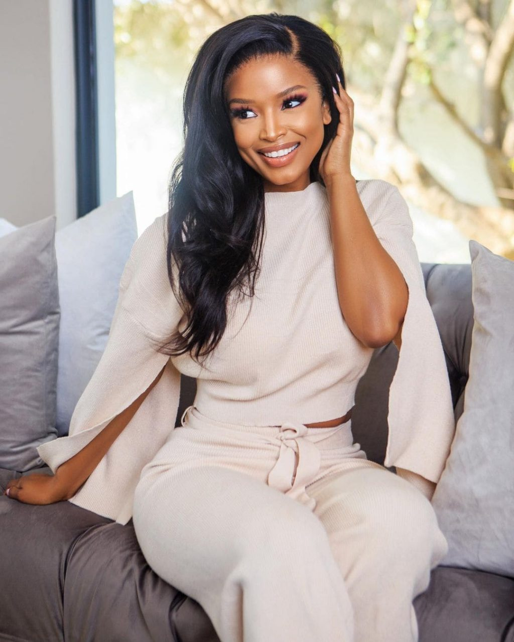 Ayanda Thabethe reveals why she has no plans of dating or marrying again anytime soon
