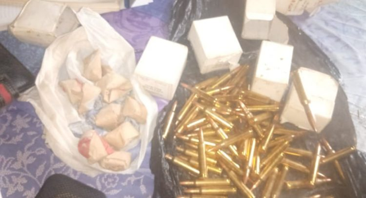 Oti Police Arrest 2 Suspects with ammunition, 'Wee'