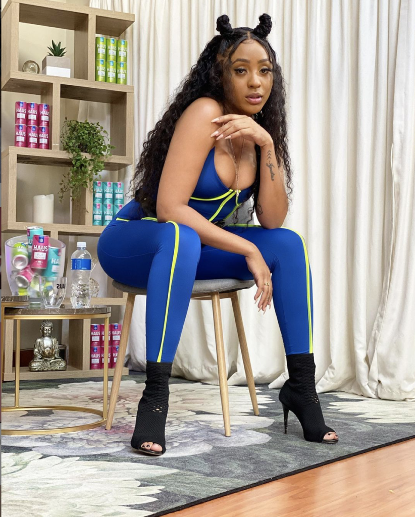 Nadia Nakai Bags Major Deal Shes Just Partnered With a Major Brand