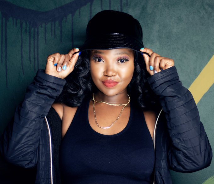 Awesome! Zanele Potelwa hints at beginning her own show on 5FM