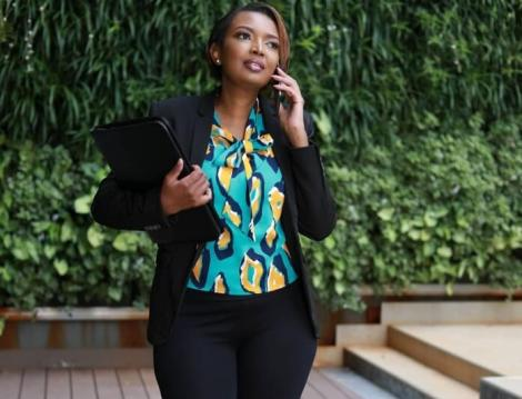I Have Received Calls From High Offices to Drop Samidoh Story -Karen Nyamu