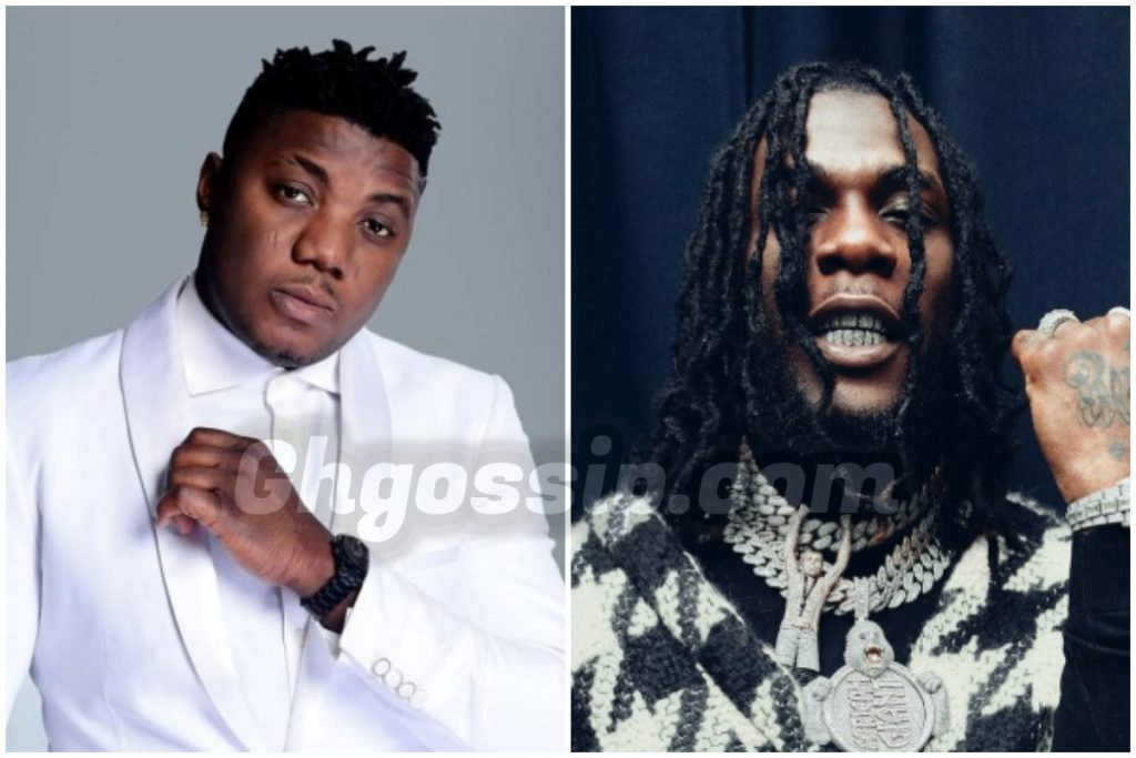 Just In: Burnaboy's Crew Attacked CDQ And Beat Him To Stupor – Video