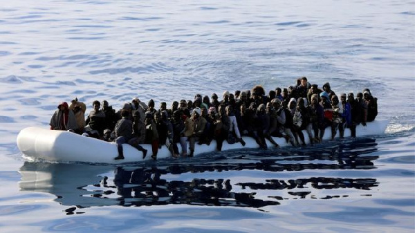 Libyan military rescues over 100 migrants from traffickers