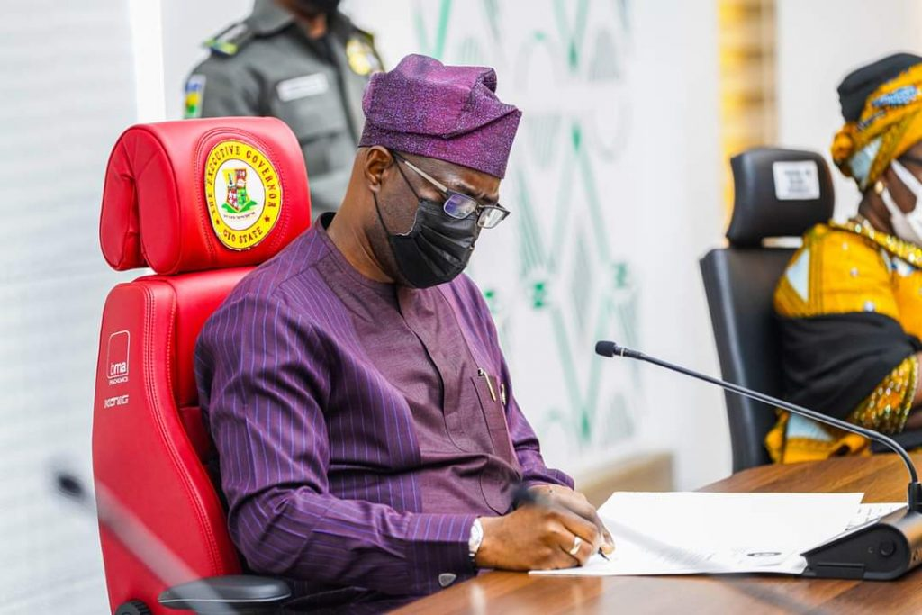 Oyo Govt approves procurement of 20 pick-up vans to boost security