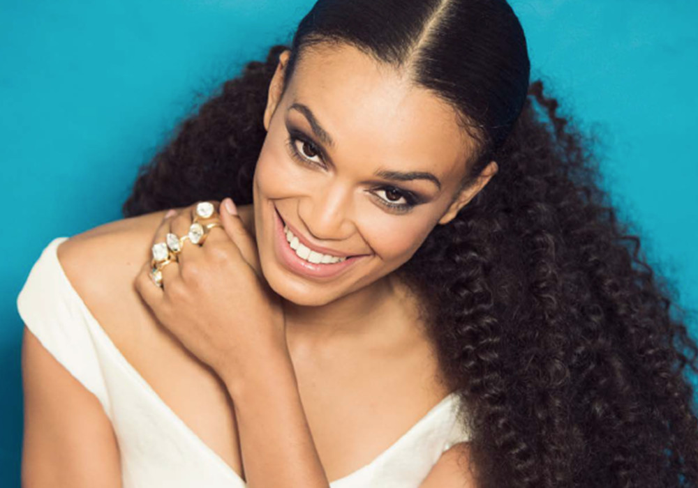 Pearl Thusi breaks the internet with her semi-nude pictures