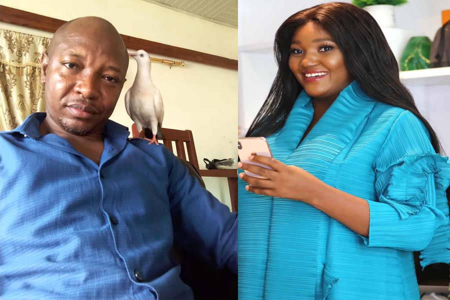 Former NDC MP, Ras Mubarak reacts to claims of abuse from ex-wife, Rasheeda Adams after five years of divorce