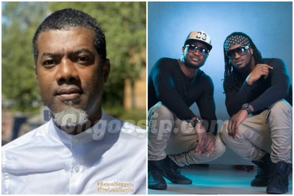 Reno Omokri Discloses The Two Things That Separated P-Square