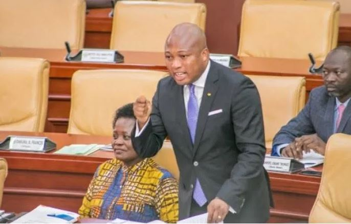 JUST IN: Samuel Okudzeto Ablakwa resigns from Parliament's Appointments Committee