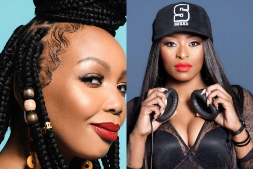 Thembisa Liyema Nxumalo receives an expensive gift from DJ Zinhle