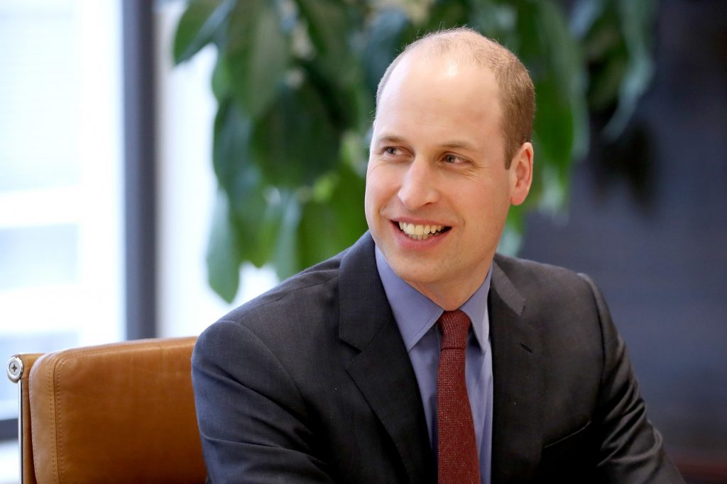 Watch: Prince Williams breaks silence on Harry and Meghan's racism claims
