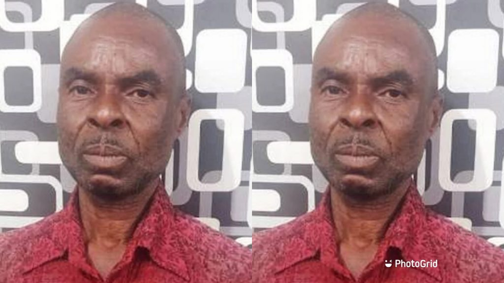 """""""My wife looks too old now"""" – Man arrested for defiling 12-year-old daughter for 5 years"""