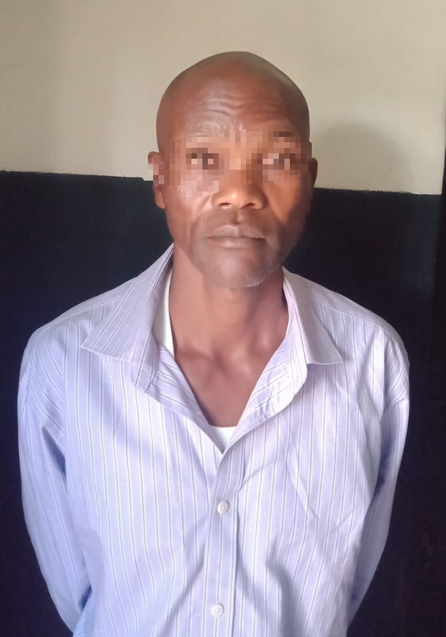 Father who raped his own 6-year-old daughter finally arrested