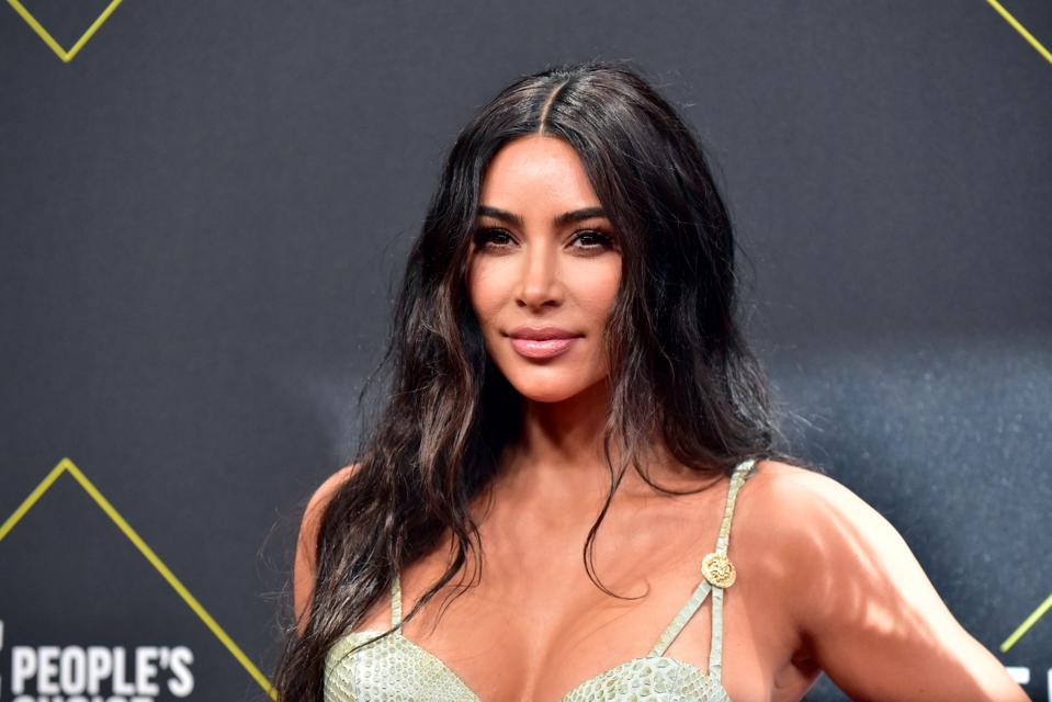 Kim Kardashian Officially Becomes A Billionaire