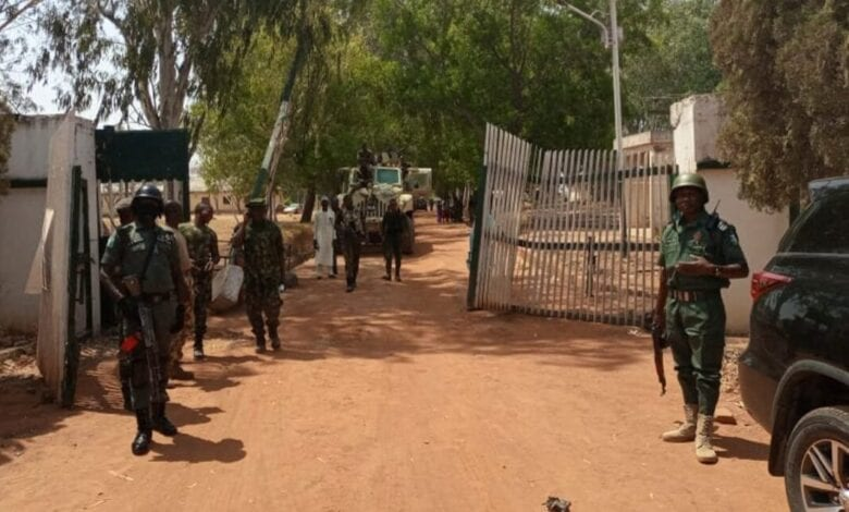 Troops rescue five abducted Kaduna college students