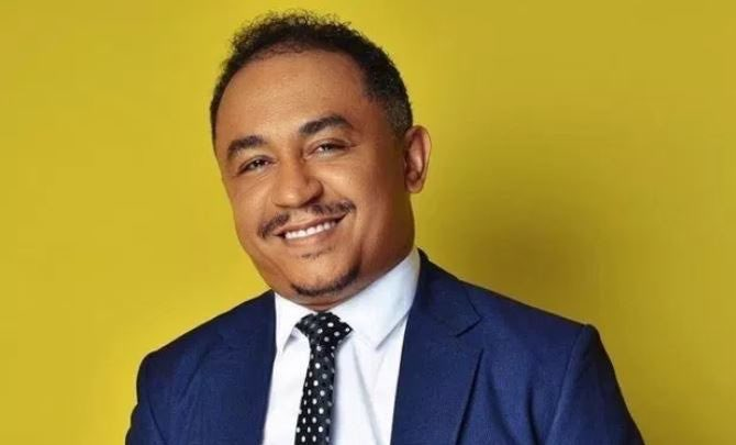 God looks like our colonial masters while the devil looks like us — Daddy Freeze