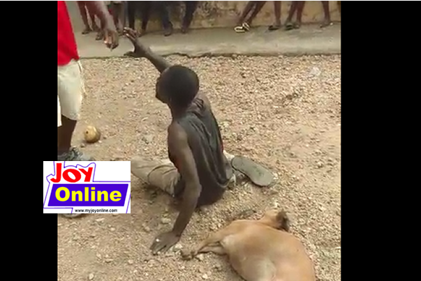 Man lynched for stealing pregnant goat