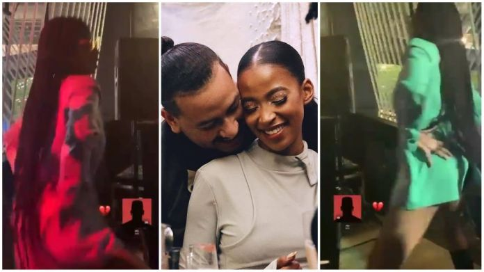 Last video of AKA's fiancé, Nellie Tembe dancing in club before her death drops – Watch