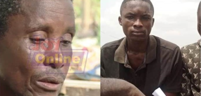 """My grandson was once arrested for stealing"" – Grandfather of Kini reveals"