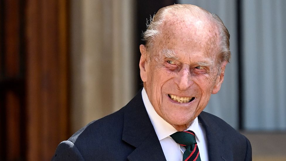 Queen Elizabeth II's husband, Prince Philip is dead