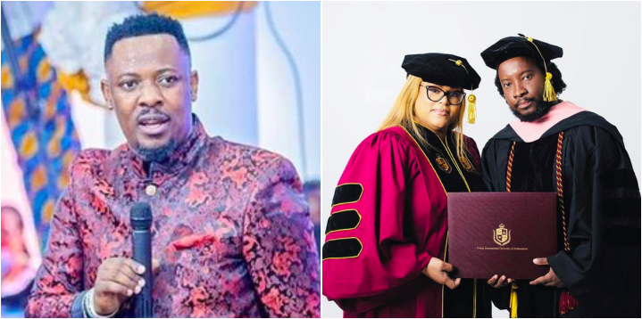 Prophet Nigel Gaisie strongly warns Ghanaians over their harsh comments about Sonnie Badu