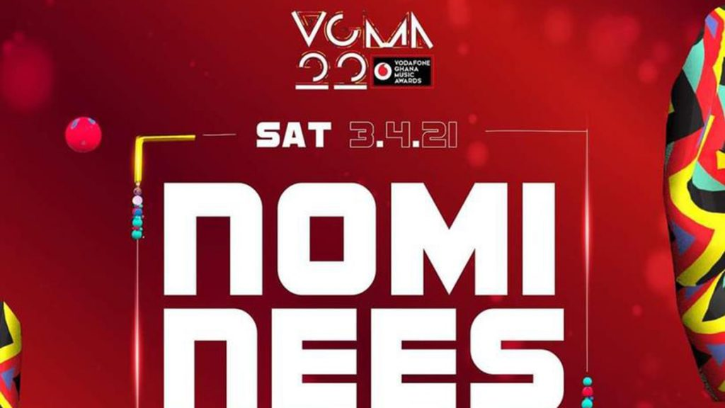 LIVE: VGMA 2021 full list of nominees