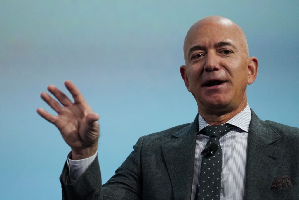 Jeff Bezos leads Forbes' world billionaires list once again – Check out the full catalogue