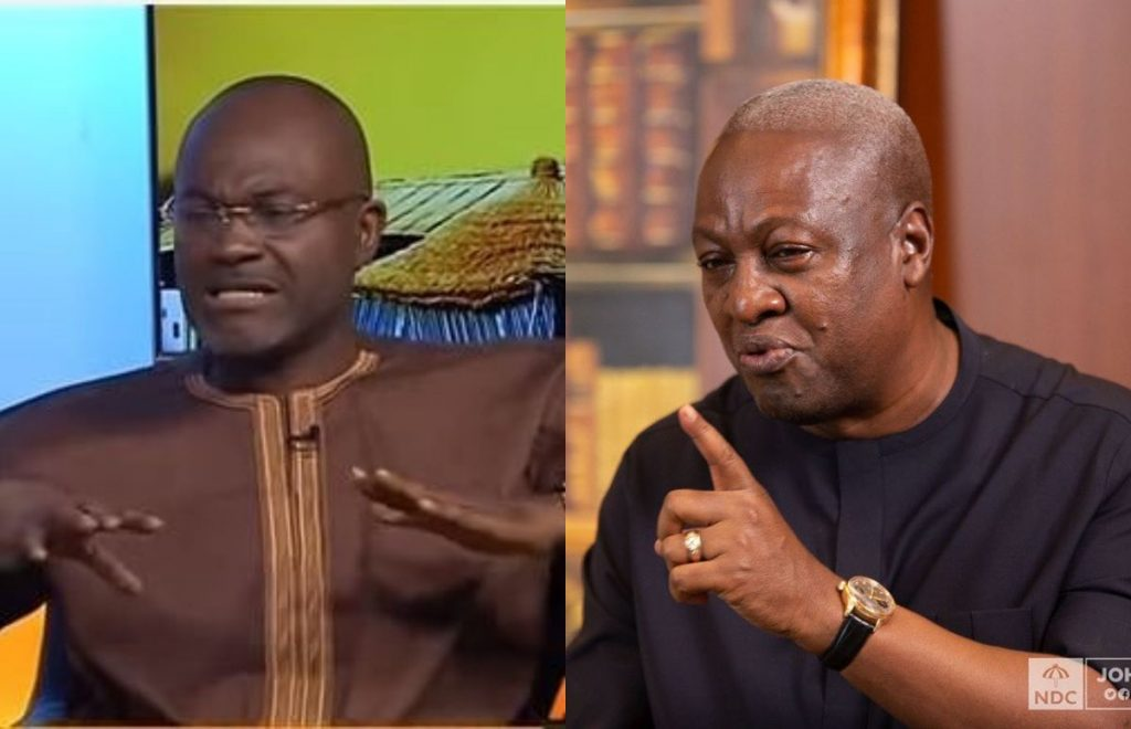 """""""John Mahama is a force to reckon with"""" – Kennedy Agypong tells the NPP"""