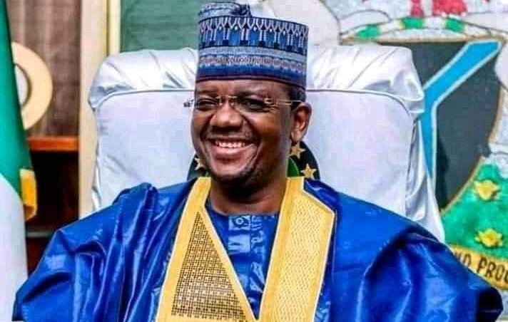 """Only the Youths Of Nigeria Can Save Her From Collapse""- Bello Matawalle"