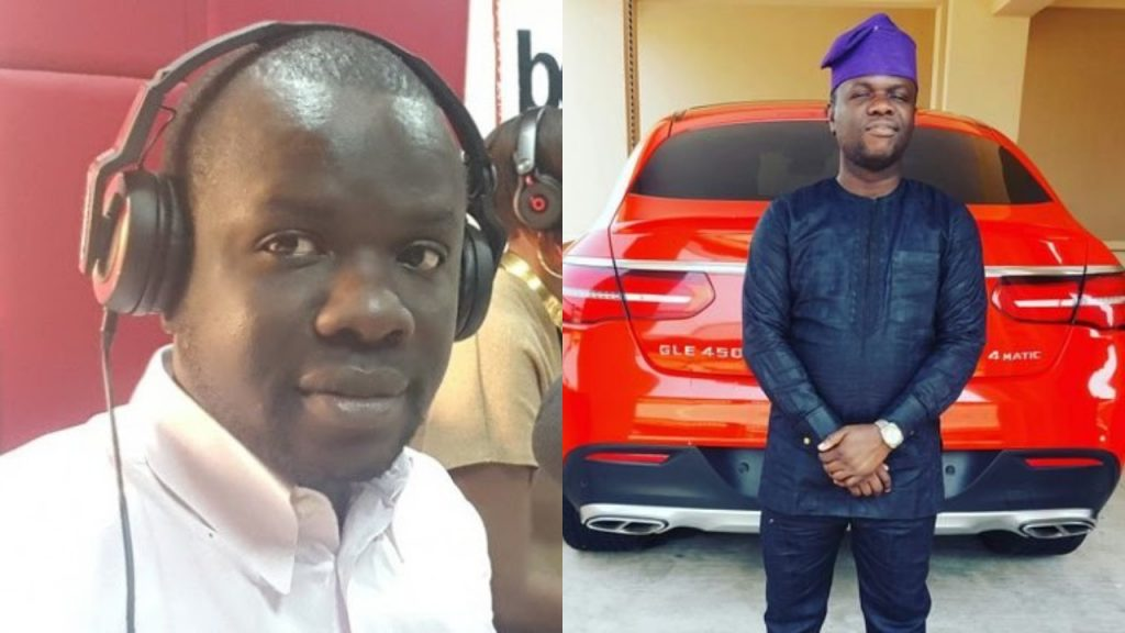 OAP Osi Suave calls on Nigeria Medical Association to legalize abortion in the country – Screenshot