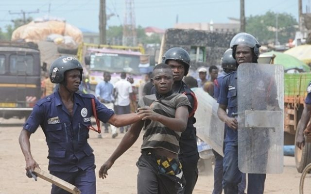 SHS boy in police grips for stabbing 23-yr-old to death