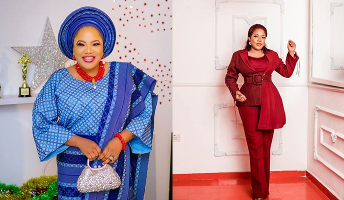 Toyin Abraham cautions Nigerians to stop measuring the success of people with their own 'tape measure'