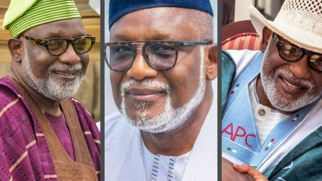 Breaking: Governor Akeredolu's re-election upheld by the supreme court