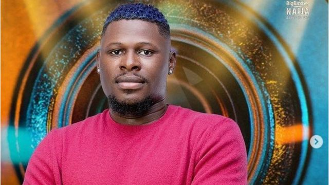 BBNaija 2021: Niyi Busted Admiring The Backside Of Beatrice Despite Being A Married Man