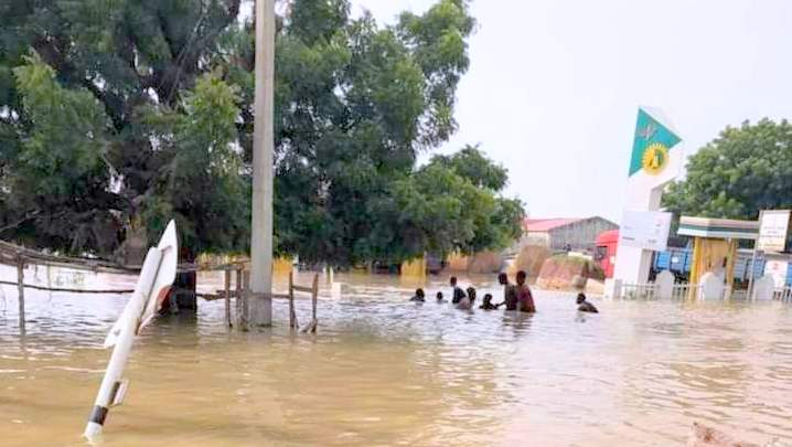 Katsina: Two reported dead with 1,500 houses destroyed from a heavy downpour