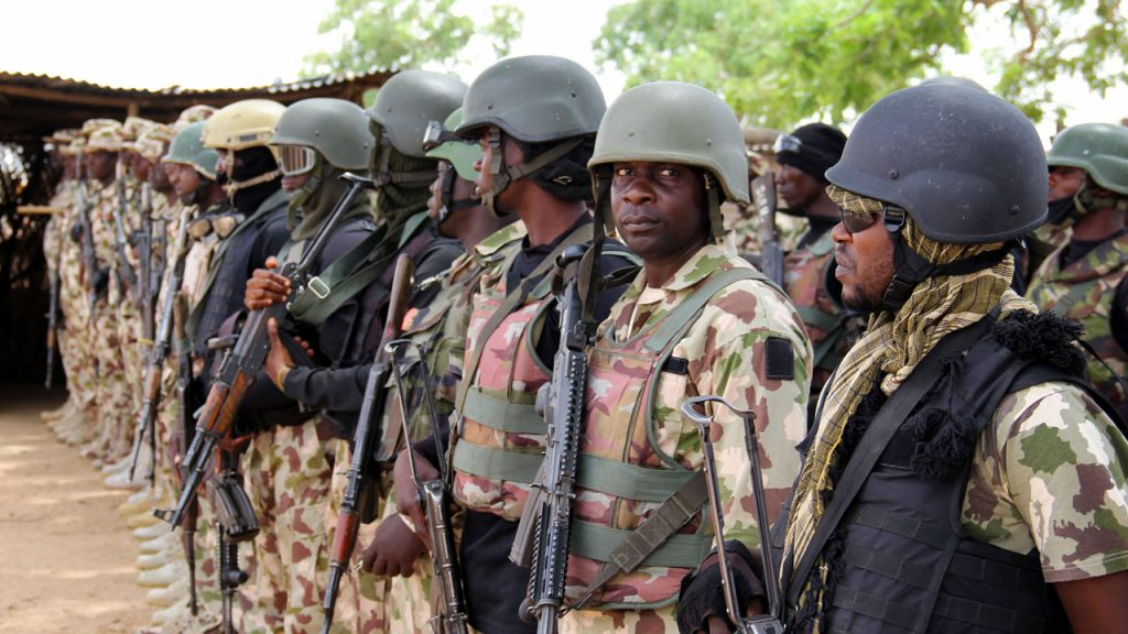 Imo: Soldiers refuse to open timber market