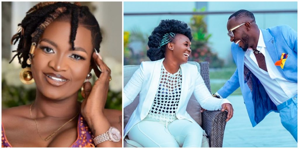 Ayisha Modi Drops Evidence To Expose Okyeame Kwame And Wife For Refusing Their Payback A Loan She Lend Them