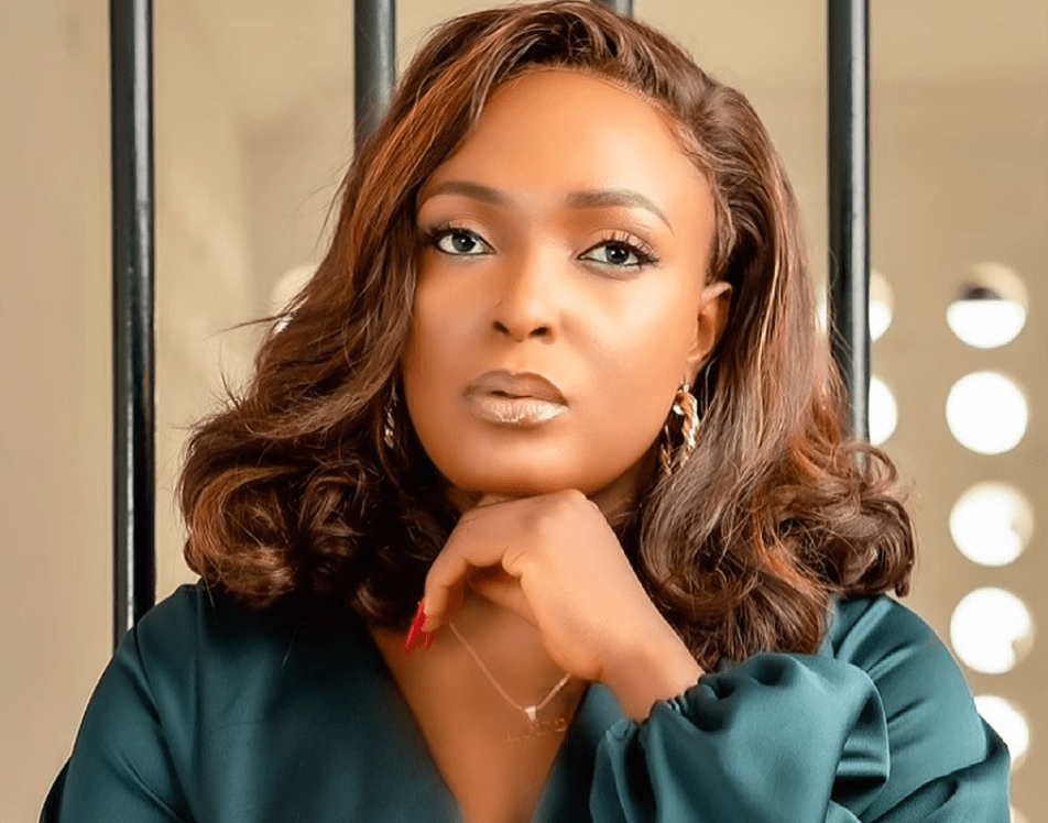 Blessing Okoro Tells Ladies To Cover Up Any Part Of Their Body They're Not Proud Of