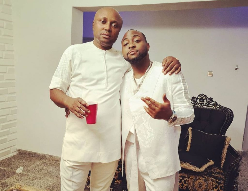 Israel DMW Reveals Why He'll Continue To Worship Davido Though He's Older Than Him