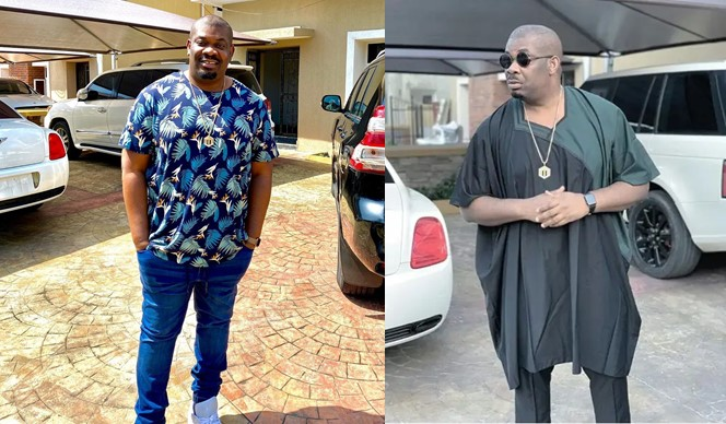Don Jazzy loses his cool as he fires critics who mock him for doing comedy skits